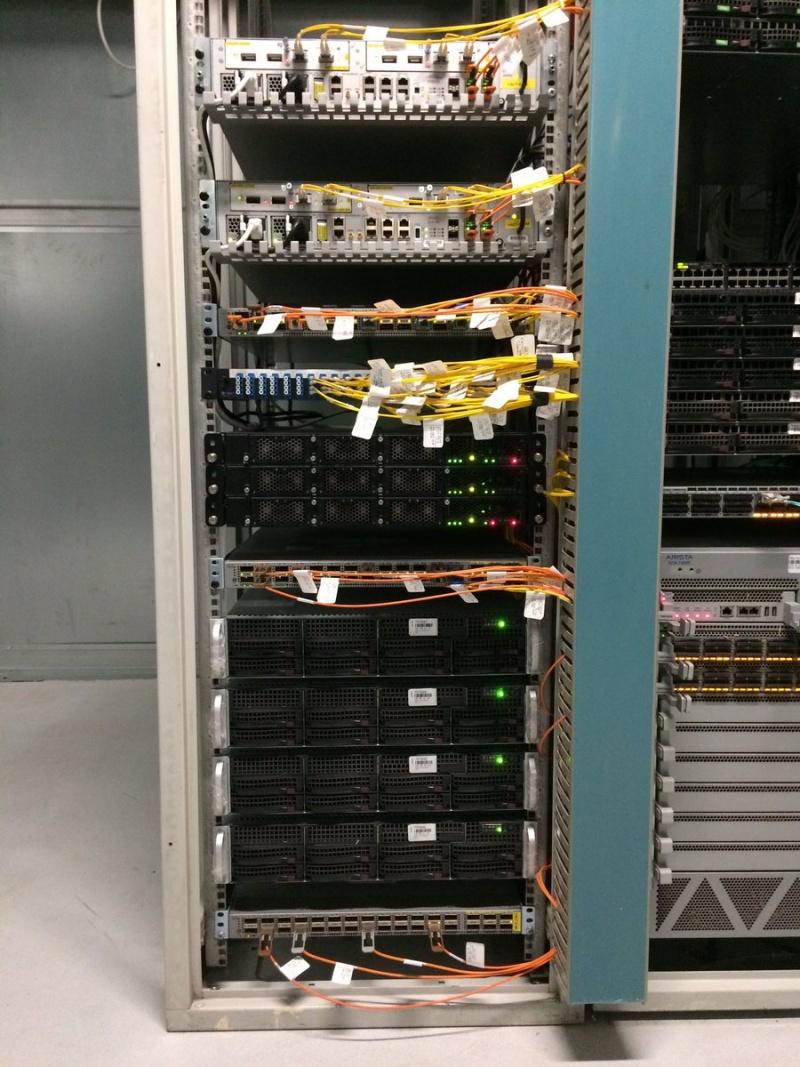 DC WAW1 Anti-DDoS VAC5 / Дата-центры OVH / Hosting Kitchen