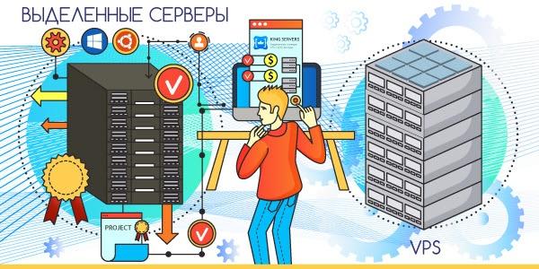 разница между сервером и хостингом на